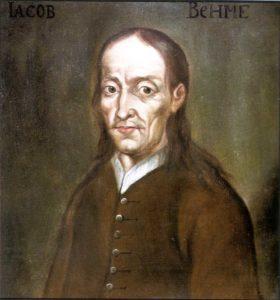 Portrait of Jacob Bohme
