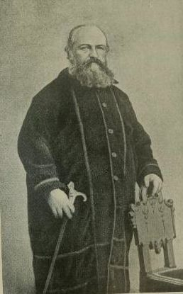 Portrait of Eliphas Levi