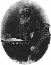 Portrait of James Forlong