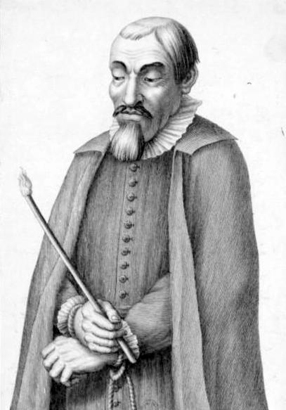 Drawing of Molinos