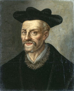 portrait of Rabelais