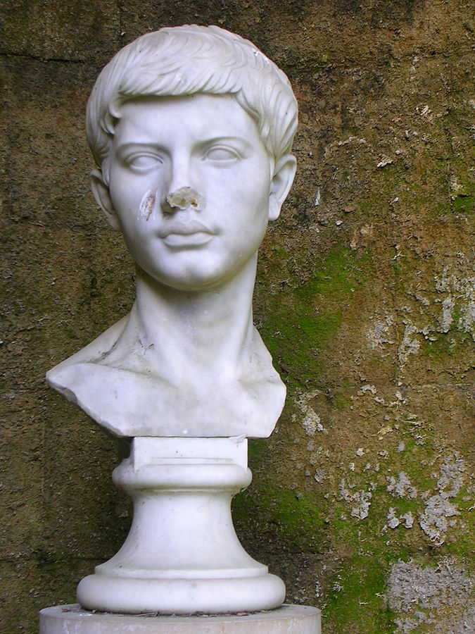 Bust of Virgil