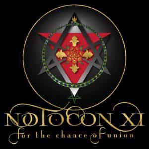 NOTOCON XI logo
